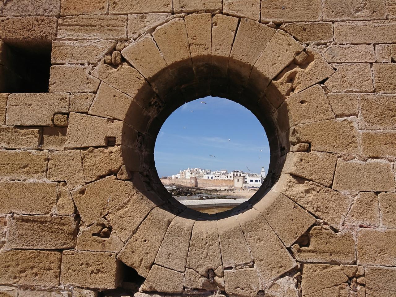 Essaouira, Marokko imHotel