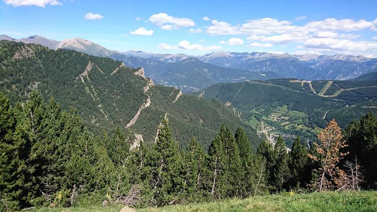 Frankreich, PYRENÄEN &Andorra