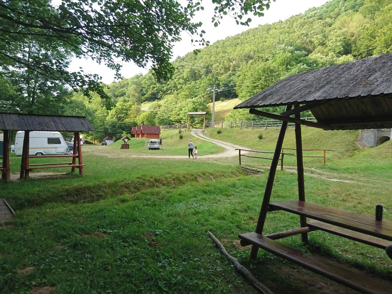 Camping Costesti, Rumänien