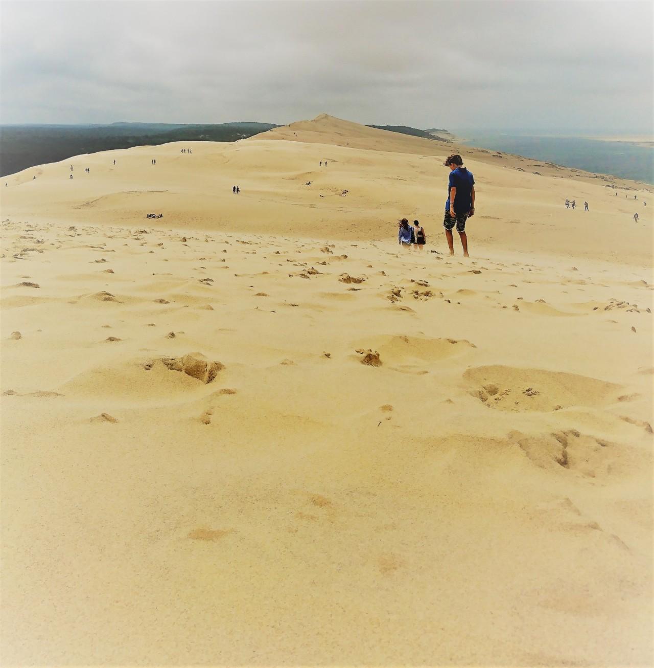 Dune du Pilat,Frankreich