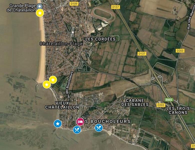 Camping Au Port-Punay;          La Rochelle,Frankreich