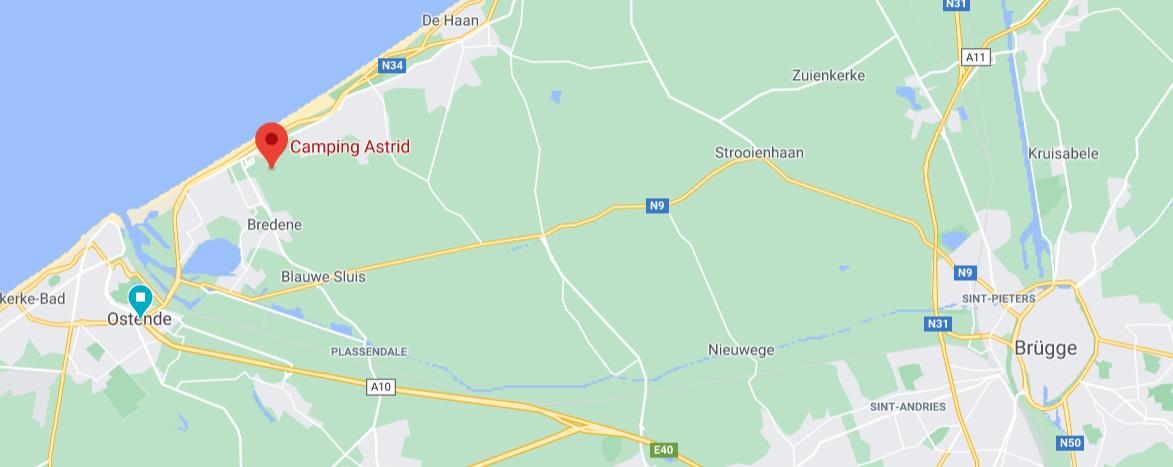 Camping Astrid, Brügge;Belgien