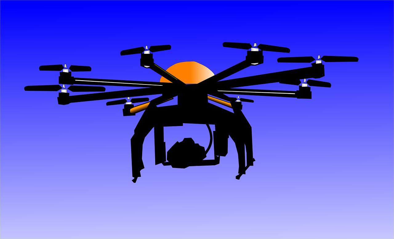 UAS / Drohne